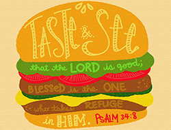 burgers and blessings logo